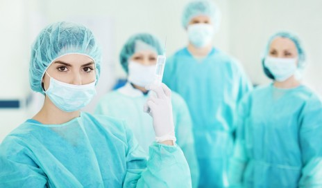 lung liver transplant surgery