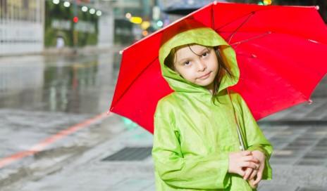 asthma link heat rain