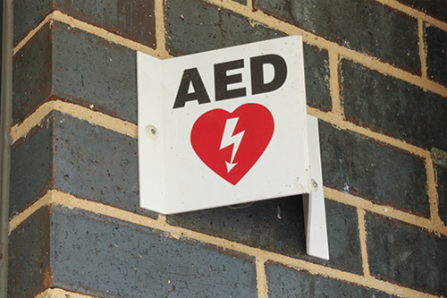 Resuscitation Access To Aeds A Major Challenge Rt