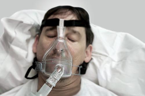 impaired ventilation