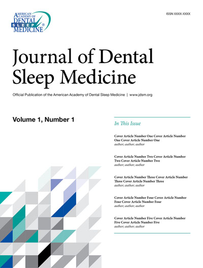 Review Article, Issue 2.4 - American Academy of Dental Sleep ...