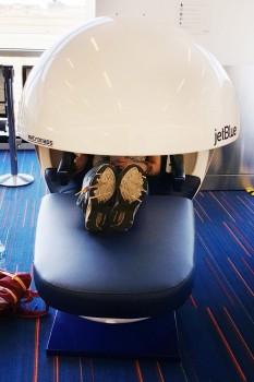 jetblue unveils new sleep pods - sleep review