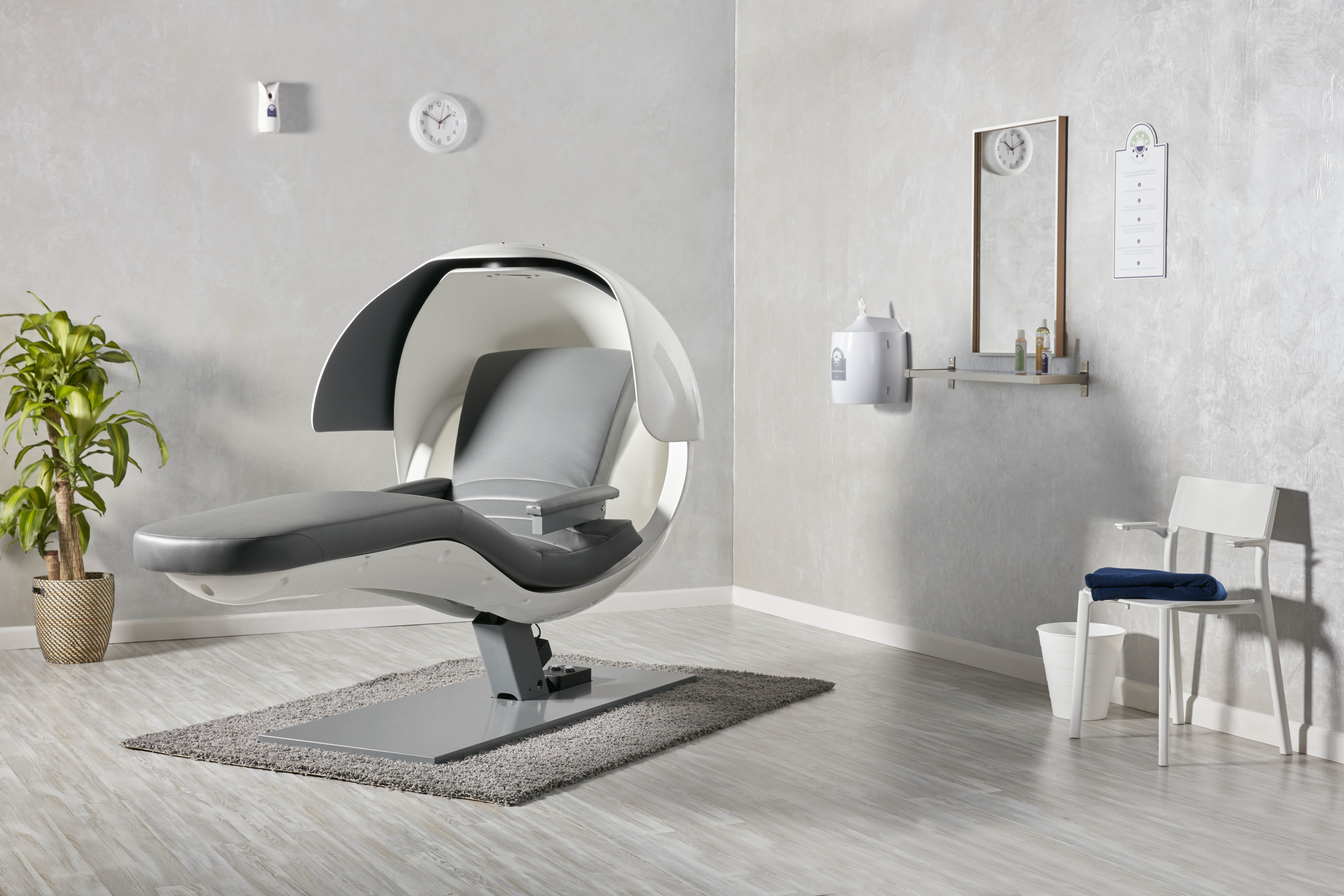Energy Pod new options for workplace nap facilities - sleep review