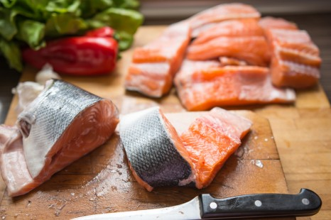 Study Says Eating Fish Can Increase Your Brain's Power