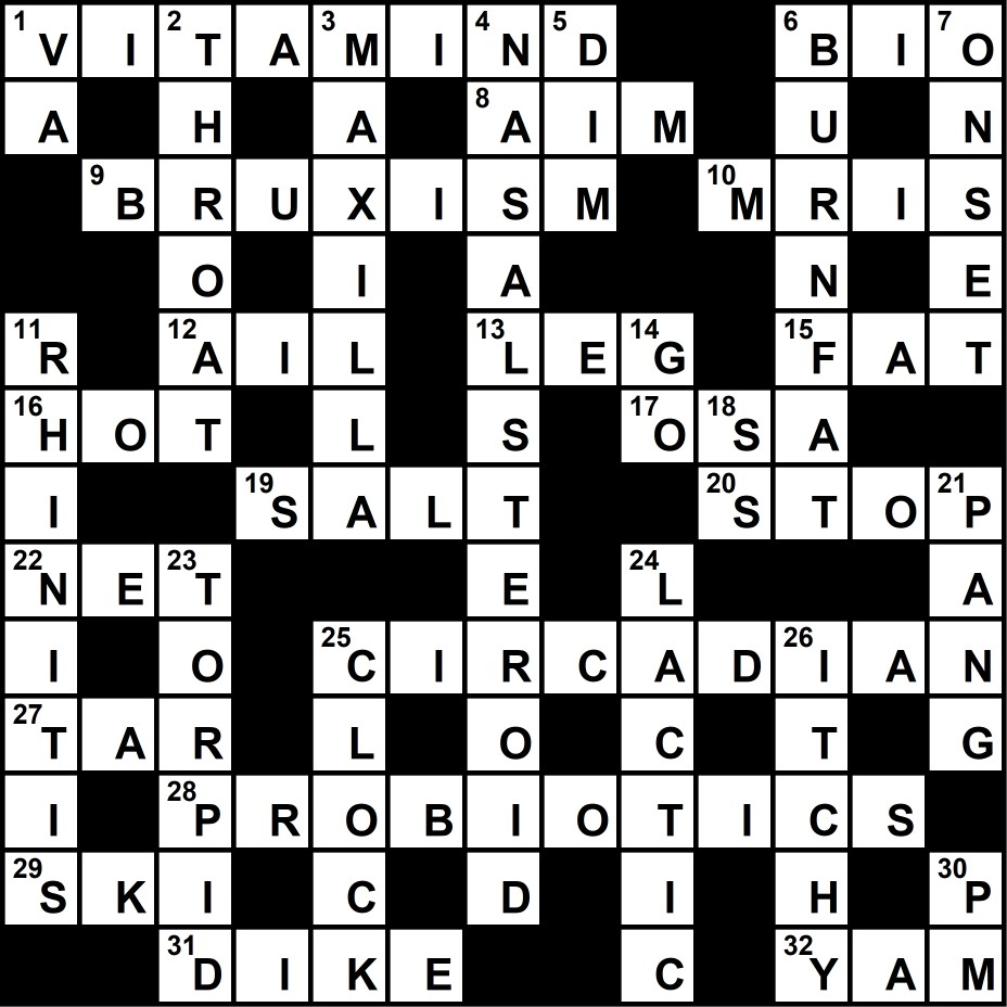 Image result for crossword puzzle