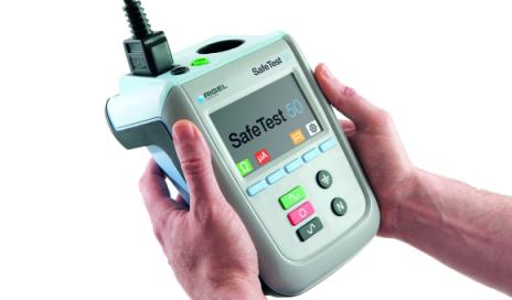 Rigel SafeTest 50 analyzer