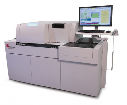 FDA Clears Chemistry Analyzer - Clinical Lab Products