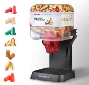 Honeywell Releases Howard Leight HL400 Earplug Dispenser - Hearing