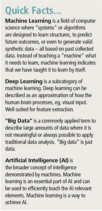 Real-life Applications of Machine Learning in Hearing Aids - Hearing