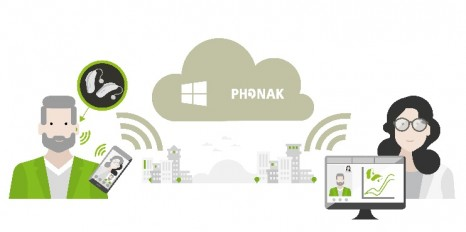 Phonak Partners with Microsoft on Phonak Remote Support
