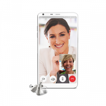 Phonak Marvel hearing aid technology also improves accessibility to hearing care by empowering consumers to benefit from a suite of smart apps that instantly connect hearing aid wearers with their hearing care professional via their smartphone.