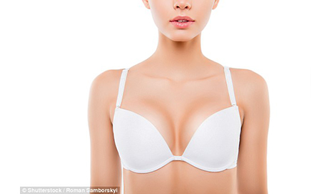 e1fe547aa95 The Internal Bra Boosting Breast Surgery  Cancer Survivors Offered Mesh  Implant Which Gives Support