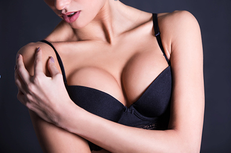 Saline breast implants photos