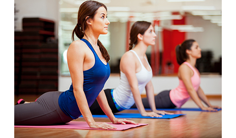 yoga may be a helpful aid for people with back pain