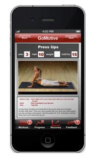 GoMotive Announces Launch of Online Exercise Prescription System for
