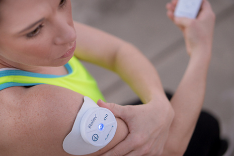 Wearable PlayMakar EMS + TENS Unit Offers Pain Relief for