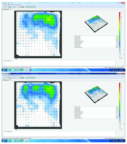 Pressure Mapping: Good At Assessment, But Can it Predict