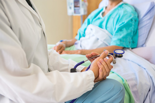 Give Them Comfort: Controlling COPD Symptoms at End of Life