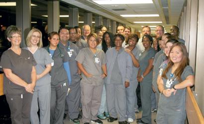 Best of 2013: Methodist Charlton Medical Center - RT: For