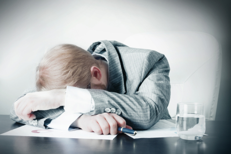 napping at work could boost productivity sleep review