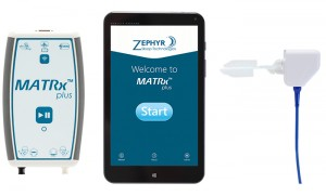 Zephyr_MATRx Plus Home Sleep Test