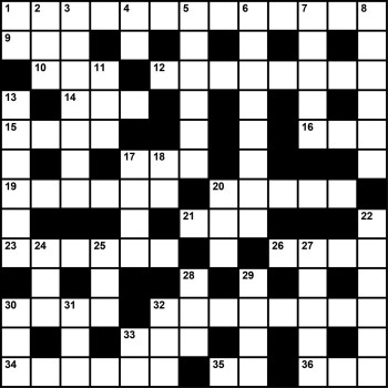 Crossword Puzzle Sleep Medicine Themed Clues February 2019