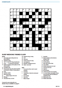 0519Crossword